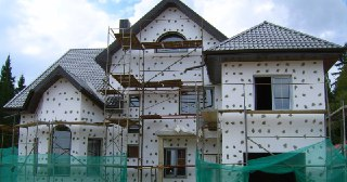 Фасадные работы Тула цена от 261 руб. м2